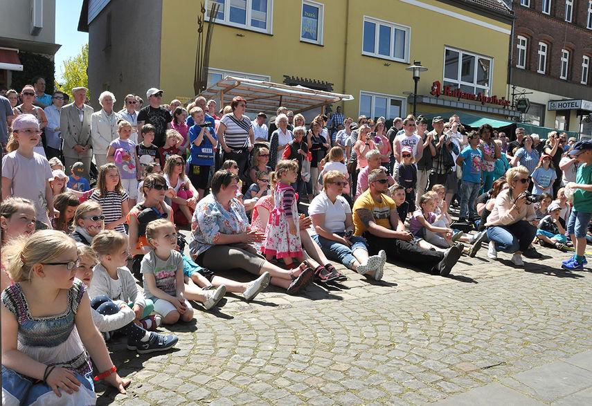 Kreisfamilienfest Nieheim Zuschauer
